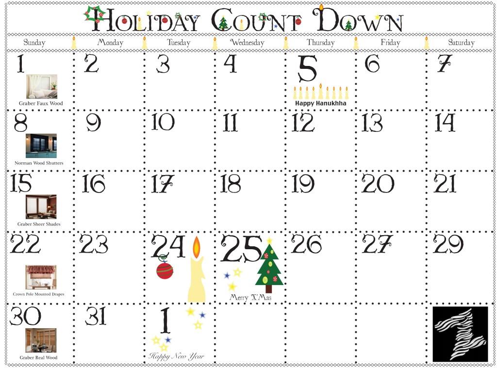 December Calander