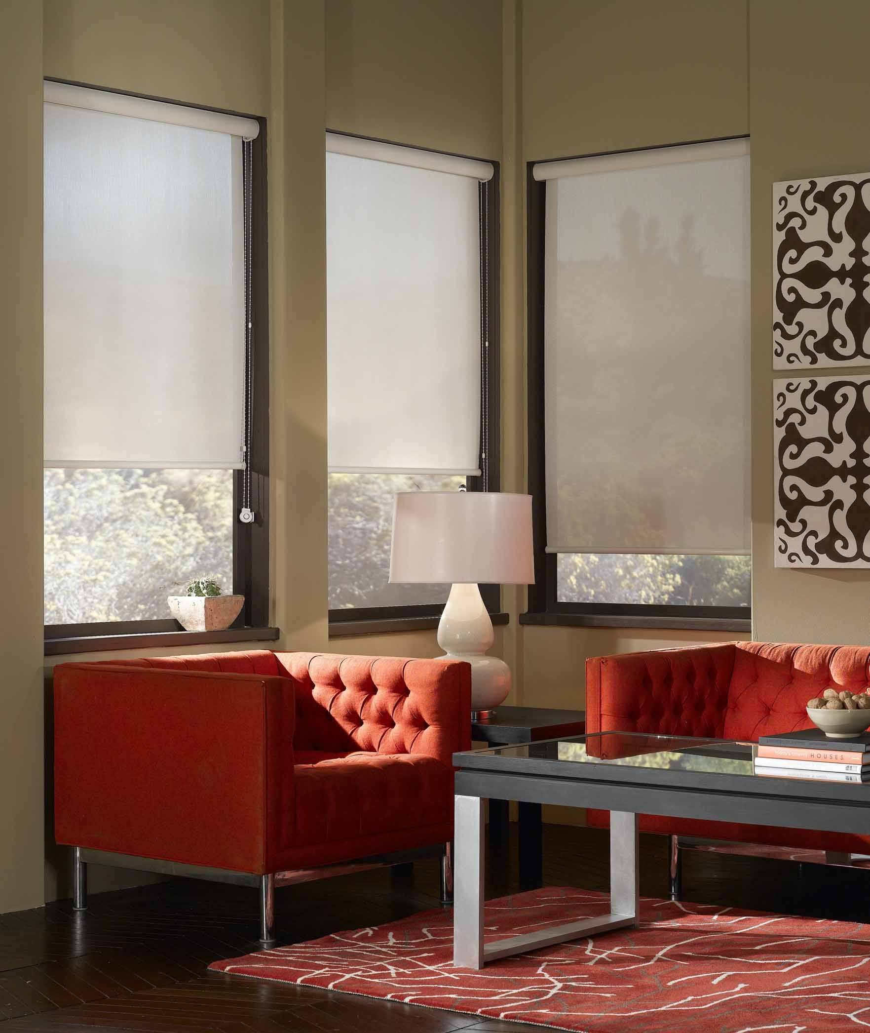 Crown Roller Shades - ZebraBlinds.ca