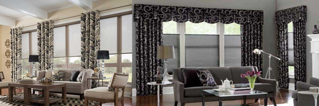Window dressings - ZebraBlinds.ca