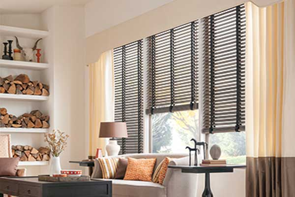 Wooden-Window-Blinds-Canada - ZebraBlinds.ca