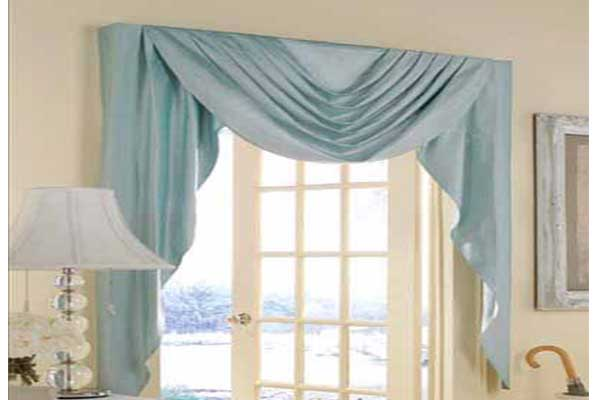 Fabric Valances - ZebraBlinds.ca