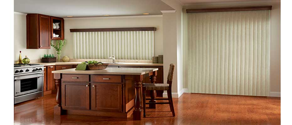 PVC Vertical Blinds - ZebraBlinds.ca