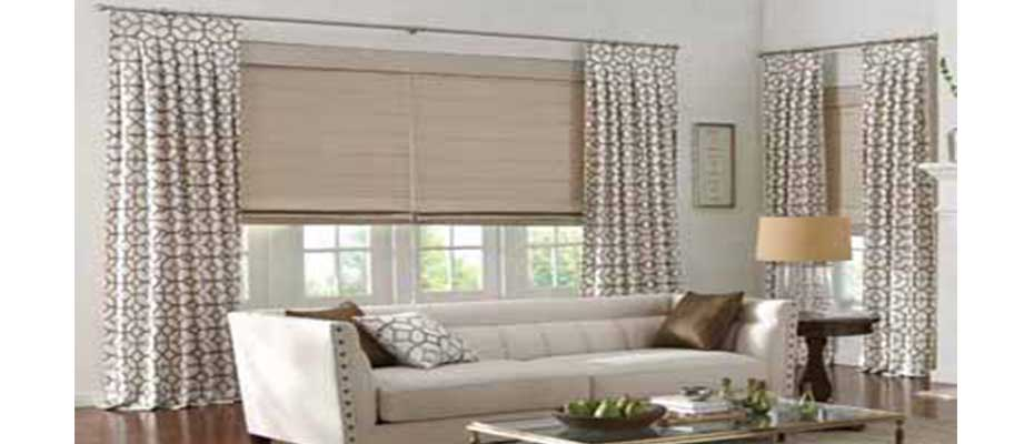 Fabric Roman Shades – Elegance & Beauty Rolled In one