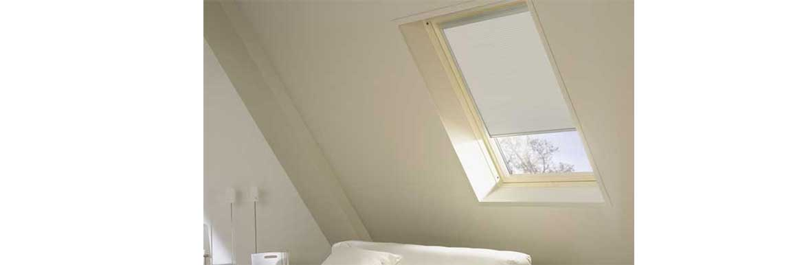 Skylight-Shades - ZebraBlinds.ca