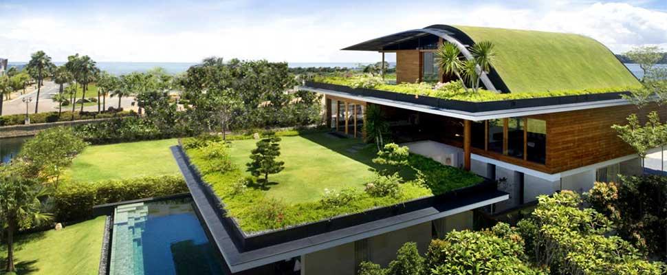 Green-Building - ZebraBlinds.ca