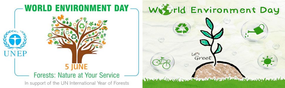 World-environment-day - ZebraBlinds.ca
