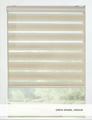 Zebra-Sheer-Shades - ZebraBlinds.ca