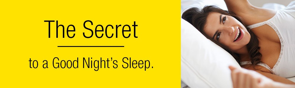 The Secret To A Good Night S Sleep Window Treatment