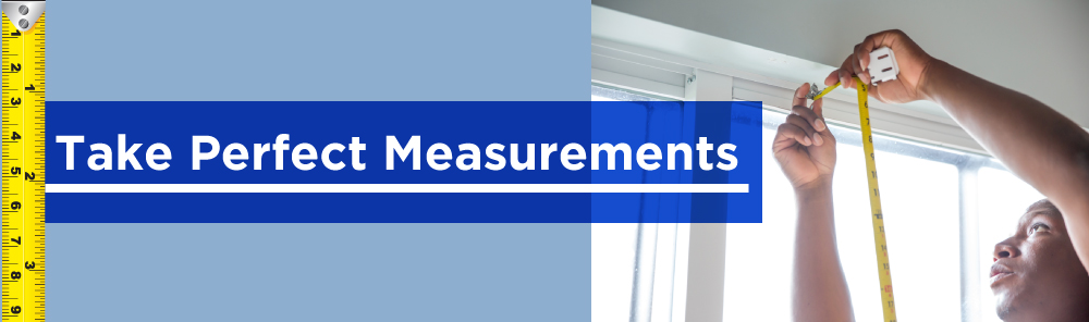 How to Measure Blinds and Shades